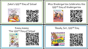 ALL QR CODES MEGA BUNDLE! (Does not include the Spanish QRs)