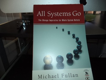 ALL SYSTEMS GO  BY MICHAEL FULLAN