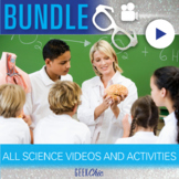 ALL Science Videos and Activities GROWING BUNDLE