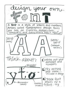 ALL Sketchbook Activities - State Goals + Extra Imaginative Prompts
