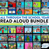 ALL THROUGH THE SCHOOL YEAR BUNDLE Read Aloud Lessons and