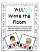 ALL Word Family Bundle and Emergent Reader