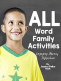 ALL Word Family Unit
