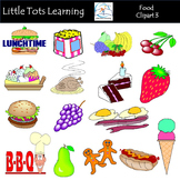 Food Clip Art Mega Bundle 3 (Food Groups Clip Art)