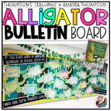 ALLIGATOR Bulletin Board Kit- Don't Bring an Alligator to School