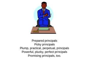 ALLITERATION POWER POINT INTERACTIVE BOOK