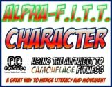 ALPA F.I.T.T. - CHARACTER WORDS