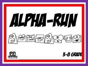 ALPHA-run