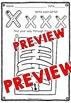 KINDER+PRE K ALPHABET PRINTABLES: ALPHABET PICTURE MAZES + HANDWRITING PRACTICE