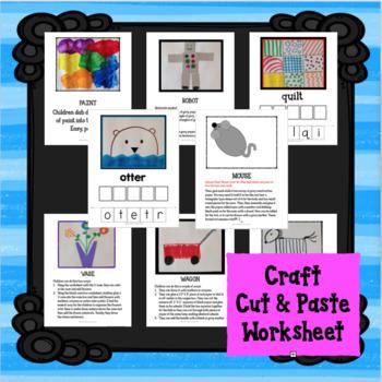 ALPHABET ACTIVITIES for Little Hands designed for preschoolers & kindergarteners