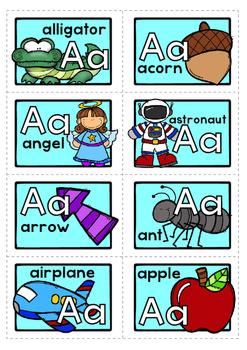ALPHABET - ALL ABOUT 'A' BUNDLE