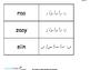 ALPHABET & ALPHABET FLASHCARDS (ARABIC 2015 EDITION)