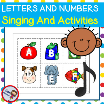 ALPHABET AND NUMBERS SONGS