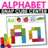 ALPHABET Activity Snap Cube Center