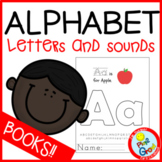 My First Alphabet Letters ABC Book for Kindergarten