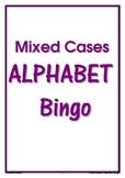 ALPHABET BINGO ~ Mixed Case Letters