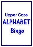 ALPHABET BINGO ~ Upper Case Letters