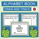 ALPHABET BOOK - DRAW AND TRACE