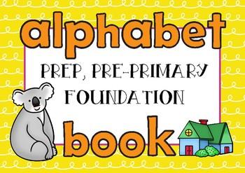 ALPHABET BOOK FOUNDATION Single Sounds