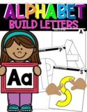 ALPHABET: Build Letters