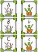 ALPHABET CENTERS: Alphabet Hop (Victorian Modern Cursive Script)