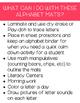 ALPHABET CENTERS: Alphabet Mats