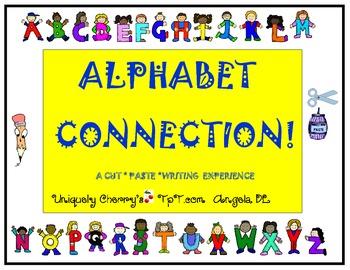 ALPHABET CONNECTIONS!