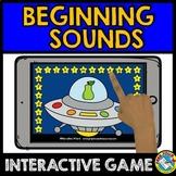 ALPHABET ACTIVITY KINDERGARTEN (BEGINNING SOUND GAME BOOM CARDS)