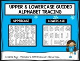 ALPHABET GUIDED TRACING - FREE!!!!!