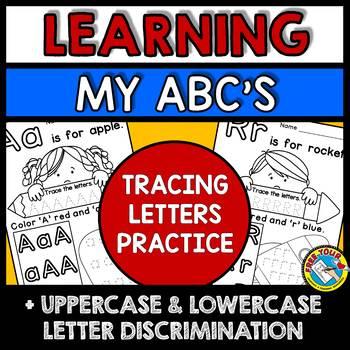 HANDWRITING PRACTICE: ALPHABET HANDWRITING PRINTABLES: ALPHABET ACTIVITIES