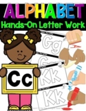 ALPHABET: Hands-on Letter Work