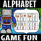 ALPHABET I HAVE WHO HAS GAME(50% off for 48 hours)