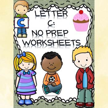 Alphabet Activities: Letter C (Alphabet Letter of the Week)