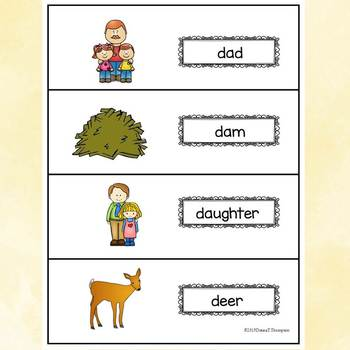 Alphabet Activities: Letter D (Alphabet Letter of the Week)