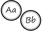 ALPHABET LETTERS FOR WORD WALL