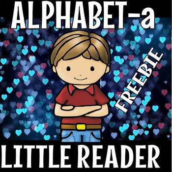 ALPHABET LITTLE BOOK LETTER A( FLASH FREEBIE)