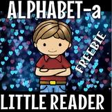 ALPHABET LITTLE BOOK LETTER A( FLASH FREEBIE)