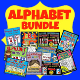BEGINNING SOUNDS CENTER KINDERGARTEN (ALPHABET LETTER AND SOUND ACTIVITIES)