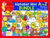 ALPHABET MINI BUNDLE cliparts