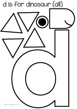 ALPHABET PAPER CRAFTS A-Z