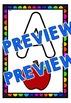 ALPHABET PLAYDOUGH MATS: ALPHABET CENTERS: BEGINNING SOUND