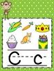 Monkey Alphabet Posters