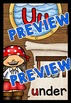 PIRATE THEME CLASSROOM DECOR (ALPHABET POSTERS WITH PICTURES)