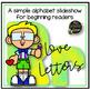 ALPHABET POWERPOINT BUNDLE: LOVE LETTERS