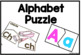 ALPHABET PUZZLES in Spanish