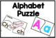 ALPHABET PUZZLES in Spanish