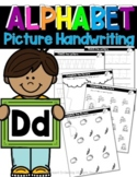 ALPHABET: Picture Handwriting