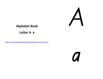 ALPHABET READERS High Frequency words