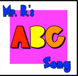 ALPHABET SONG-ABC's- MUSIC VIDEO