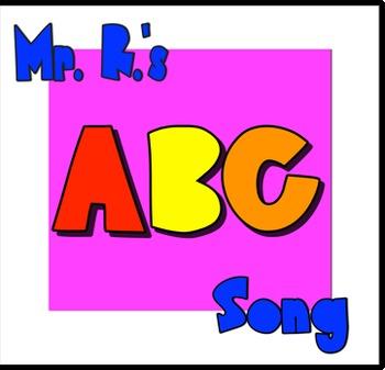 ALPHABET SONG-ABC's- MUSIC VIDEO